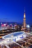 Nagoya Japan Cityscape