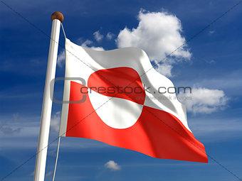 Greenland Flag