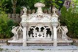 Quinta da Regaleira Palace in Sintra, Lisbon, Portugal
