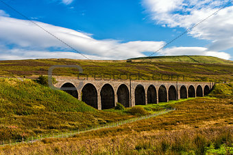 Old viaduct in Great Britain