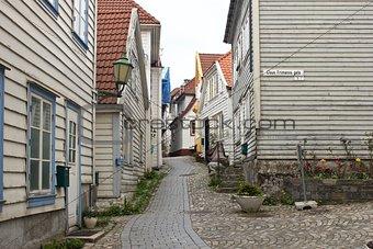 Old town Bergen