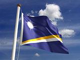 Marshall Island Flag