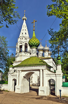 Church of the Apostel John, Kostroma