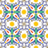 traditional sicilian pattern