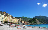Camogli, small fisher village near Genoa, italy