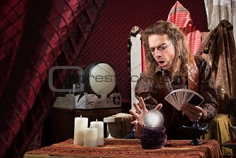 Focused Fortune Teller