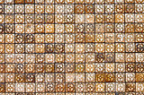 Brown Tile Background