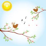 bird_sakura