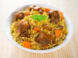 Arab food.