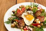 Peasant salad