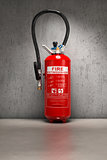 Extinguisher background
