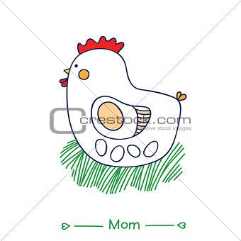 mom hen