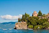 Saint Panteleimon Monastery Ohrid - Macedonia
