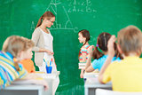 Explaining formula
