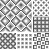 Design seamless geometrical pattern