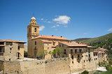 Mirambel old town