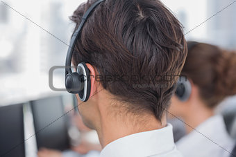 Agent in a call centre