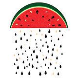watermelon rain