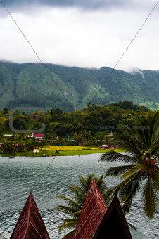Batak Style, Samosir Island.