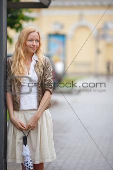Beautiful Girls at Street