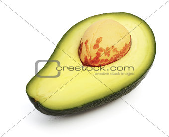 fresh avokado slice