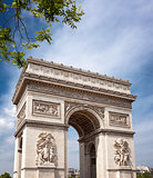 Arch of Triumph Paris