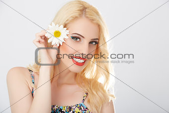Beautiful as a daisy