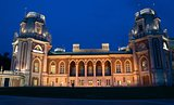 museum-reserve Tsaritsyno in Moscow, Russia