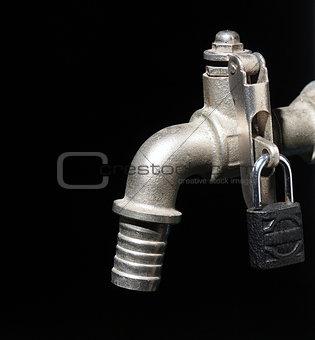 Case iron faucet