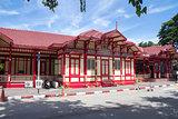 Front Hua Hin station