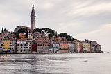 Medieval City of Rovinj and Saint Euphemia Cathedral, Istria, Cr