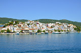Skiathos town, Greece