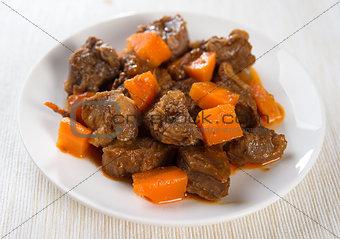 Arab mutton.