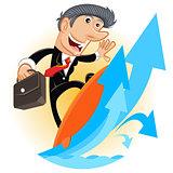 Climbing Up Corporate Ladder