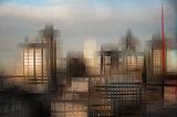 Creative concept science fiction futuristic business image