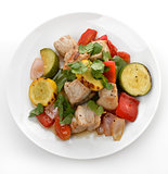 Pork With Vegetables