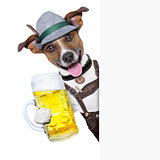 oktoberfest dog