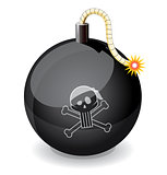 Pirate black glossiness bomb