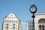 Main square of Timisoara, Romania
