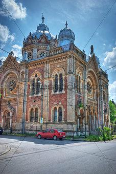 Old Synagogue in Timisoara, Romania