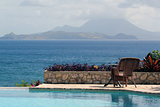 The Caribbean island of Nevis
