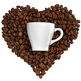 cup of favourite coffee