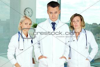 Pessimistic doctors