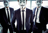 Anonymous attitude