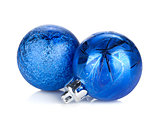 Christmas baubles decor