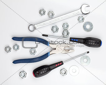 Tools and nuts