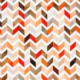 seamless orange herringbone background