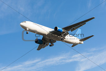 Airliner Airplane Landing