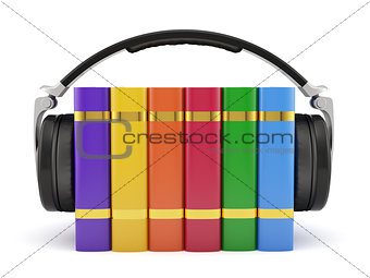 Audio book concept