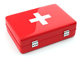 first aid kit isoalted